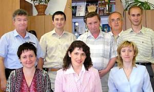 В кабинете Ившина, 2006 г.